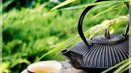 Хунань хэй ча - Черный чай из провинции Хунань